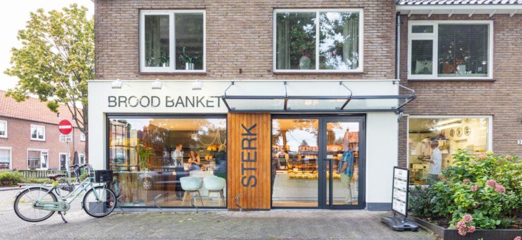 Brood & Banketbakkerij Sterk - Vestigingen - Bakkerij & Winkel Drilleveld Jutphaas Nieuwegein