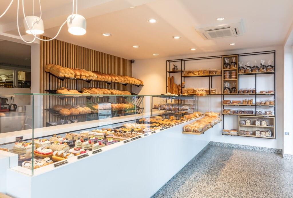 Brood & Banketbakkerij Sterk Nieuwegein -vestigingen - Drilleveld Jutphaas (De Bakkerij)