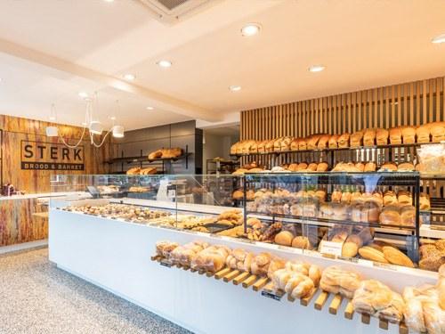 Brood & Banketbakkerij Sterk Nieuwegein - vestigingen - Drilleveld Jutphaas (De Bakkerij)