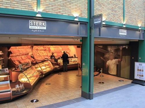 Brood & Banketbakkerij Sterk Nieuwegein - vestigingen - Winkelcentrum Galekop