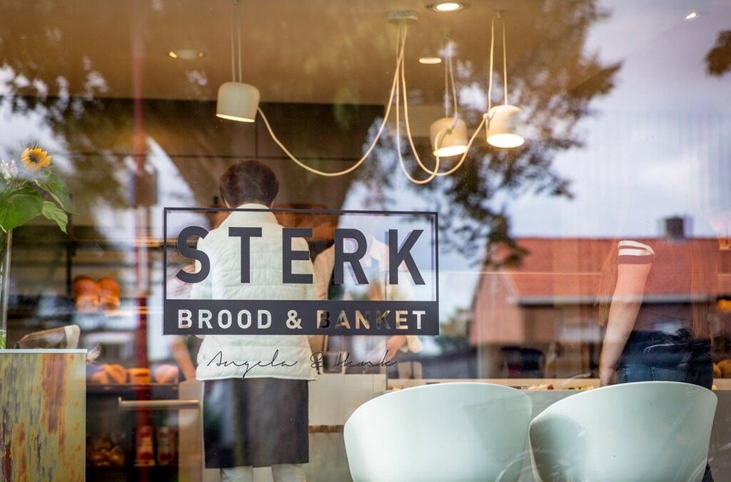 Brood & Banketbakkerij Sterk Nieuwegein - Drilleveld Jutphaas (De Bakkerij)