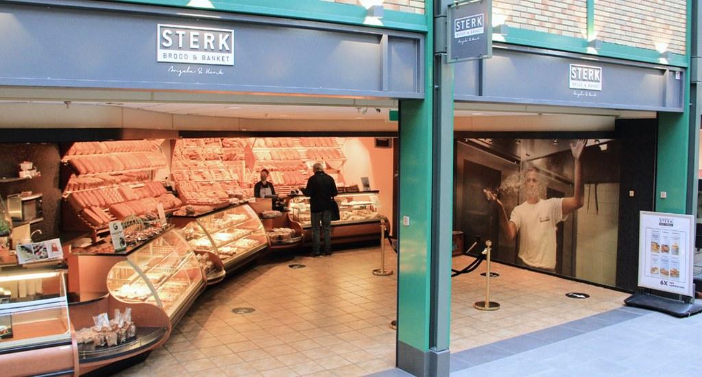 Brood & Banketbakkerij Sterk - Winkel Galecop