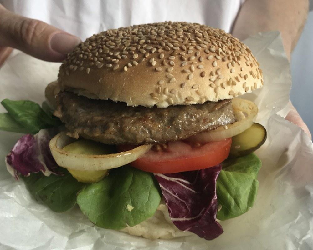 Hamburger Broodje - Brood & Banketbakkerij Sterk Nieuwegein