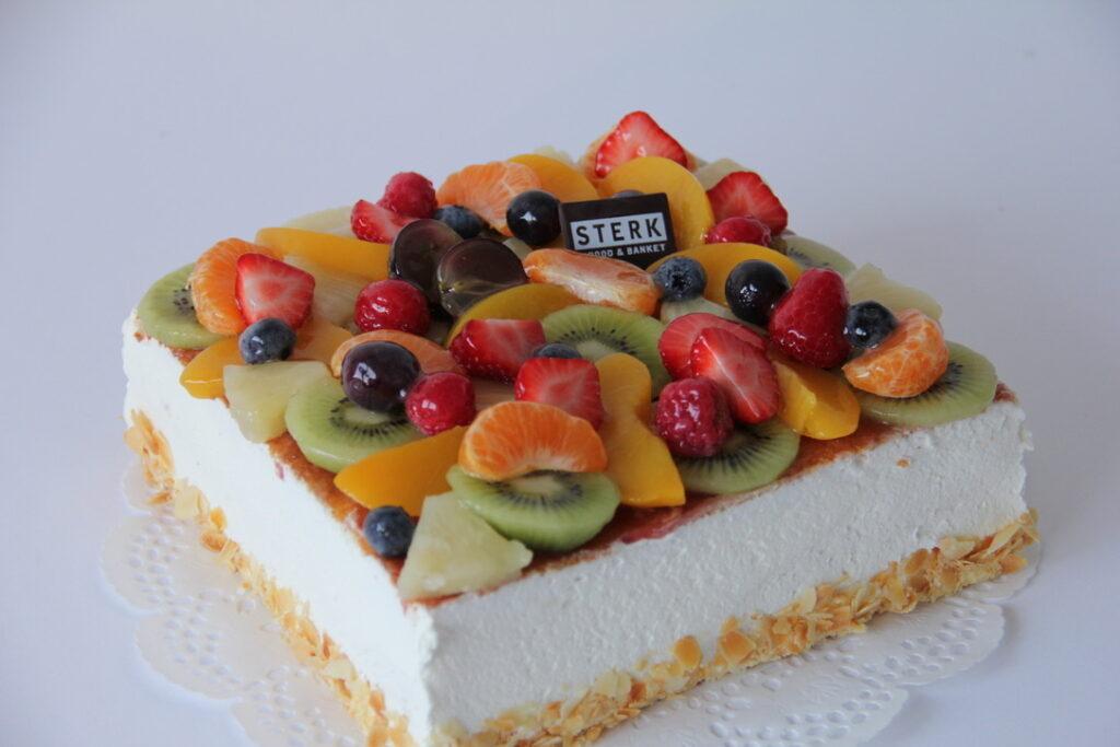 Vruchtentaart bestellen - Brood & Banketbakkerij Sterk Nieuwegein